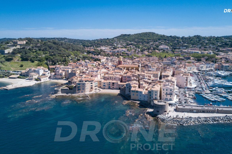 Saint Tropez drone var